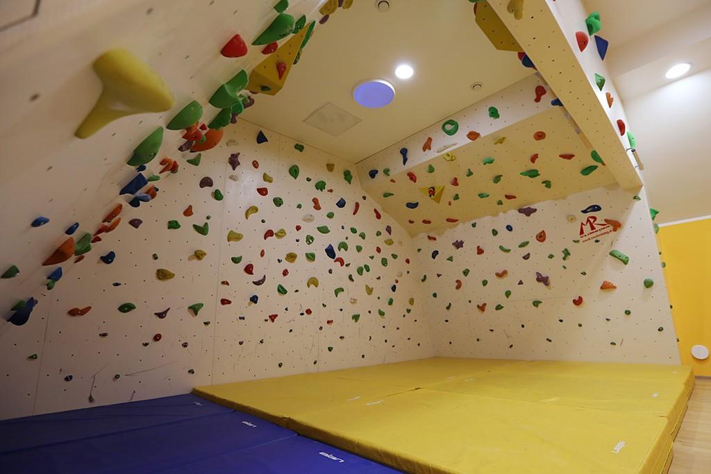 plezalna stena Provi